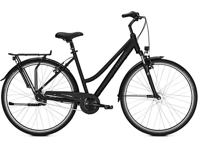 """Kalkhoff Agattu 7R Trapez - Vélo de ville - 28"""" noir"""